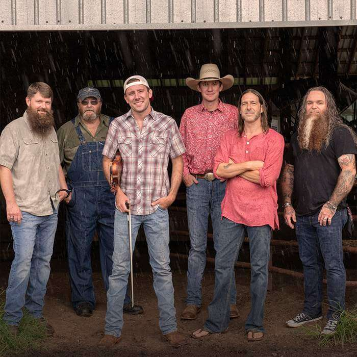 Country Cruising Lineup